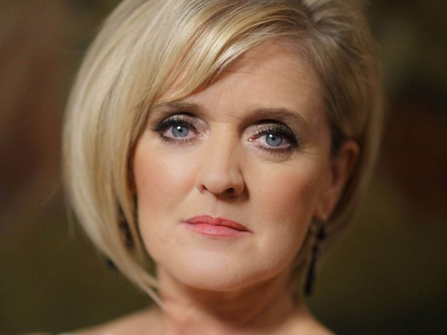 Bernie Nolan - pictured recently duing 'Pop Star to Opera Star'