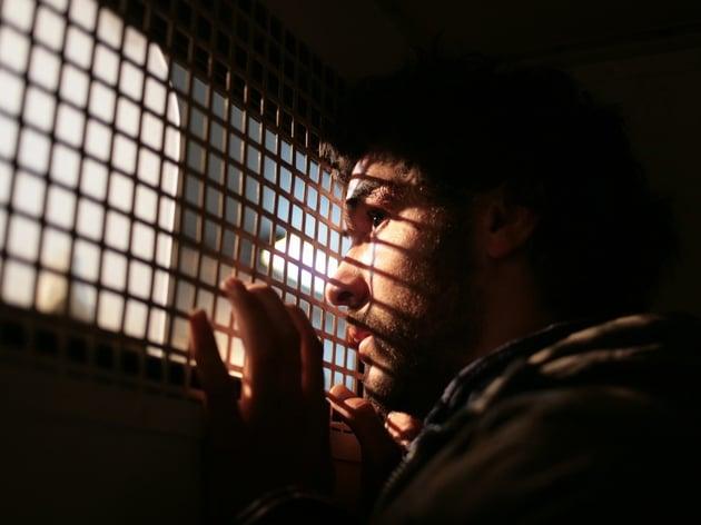 A brutally-realistic prison drama