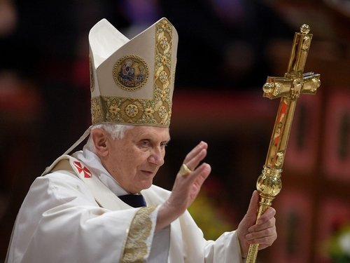 Pope Benedict XVI - Issue to be discussed
