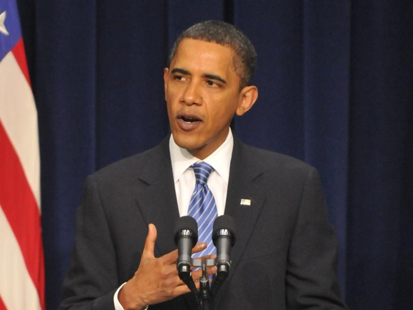 Barack Obama - New rules to curb risk-taking of big banks