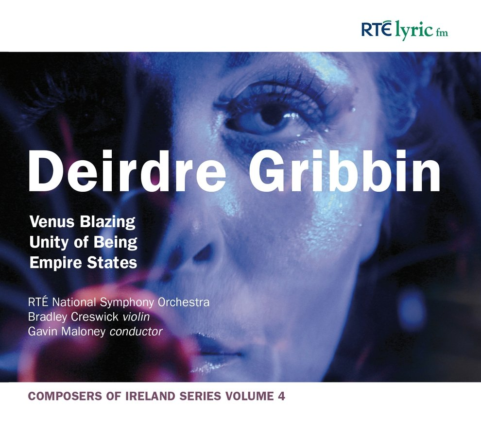 Composers of Ireland Series Volume 4: Deirdre Gribbin: Venus Blaz