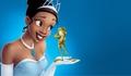 Becoming a princess
