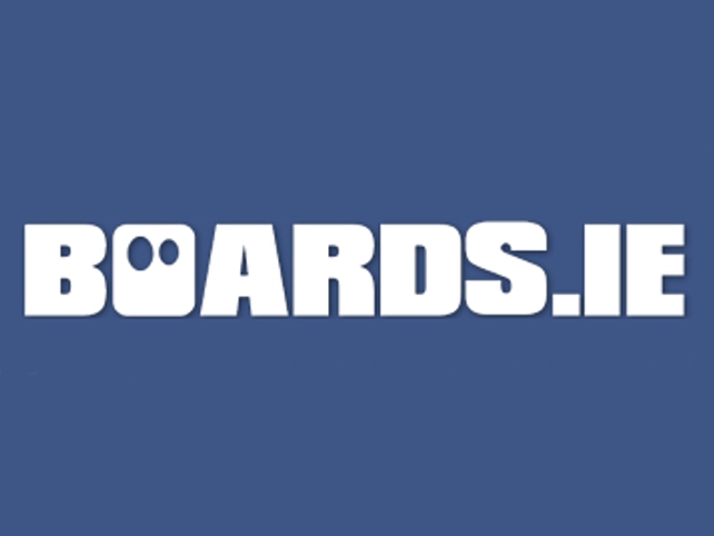 Boards.ie - Database server accessed