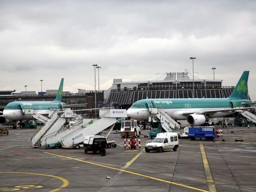Dublin Airport - Near catastrophe