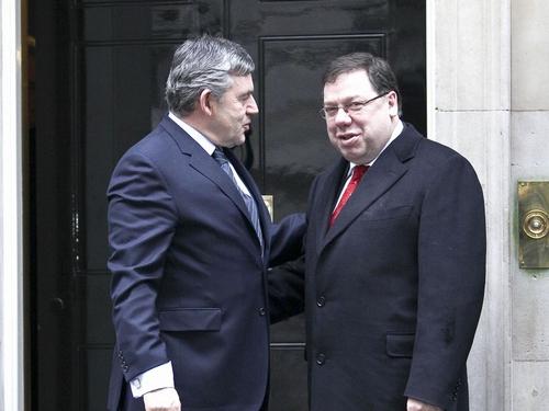 Brown & Cowen - Met in London on 14 January