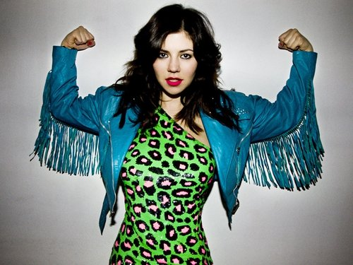 Marina and the Diamonds - Watch the video for Hollywood here