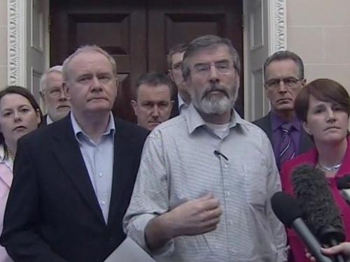 Sinn Féin - Two-day event