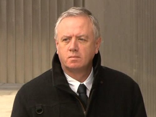 Eamonn Lillis - Convicted of manslaughter