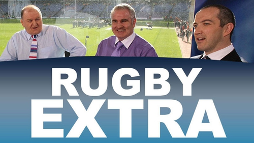 WEB-ONLY: RUGBY EXTRA - Saturday 12 March -  - EMAIL YOUR QUESTION TO THE PANEL -  rugby@rte.ie