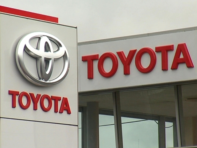 Toyota - Recall of hybrid cars