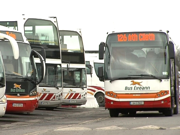 10% of Dublin Bus and Bus Éireann routes are to be put out to tender