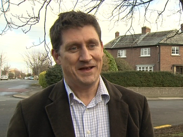 Eamon Ryan - Attended launch of plan