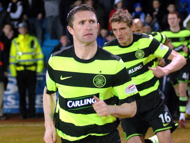 Robbie Keane the goal machine