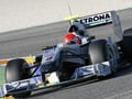 Schumacher delighted with start