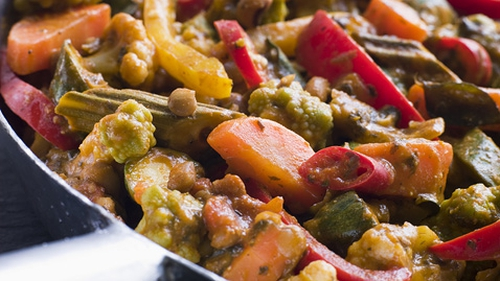 The Happy Pear's Spanish Lentil Casserole