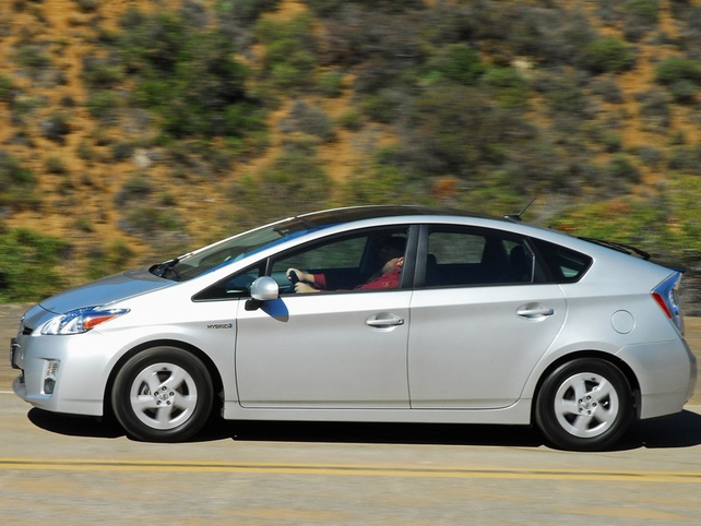 Toyota Prius - Complaints about braking systems
