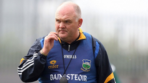 John Evans has resigned from his post as Tipperary football manager