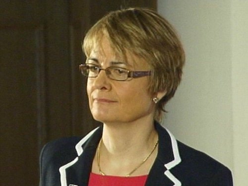 Margaret Ritchie - New SDLP leader