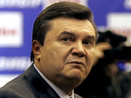 President Yanukovich - Was elected 7 February
