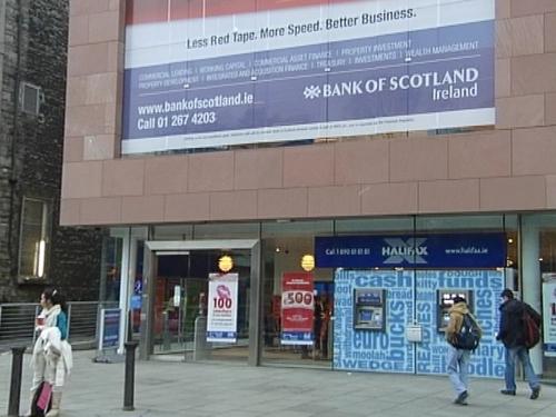 Bank of Scotland Ireland - To close Irish Halifax operation