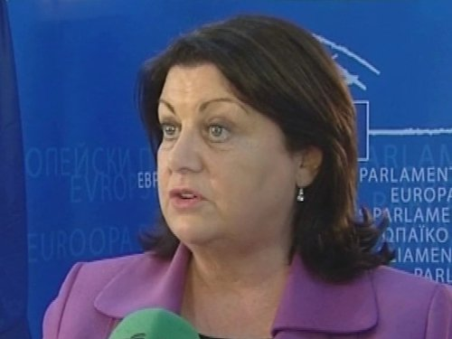 Máire Geoghegan-Quinn - Taking on Research, Science and Innovation portfolio