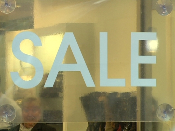 Retail sales - Increase year-on-year