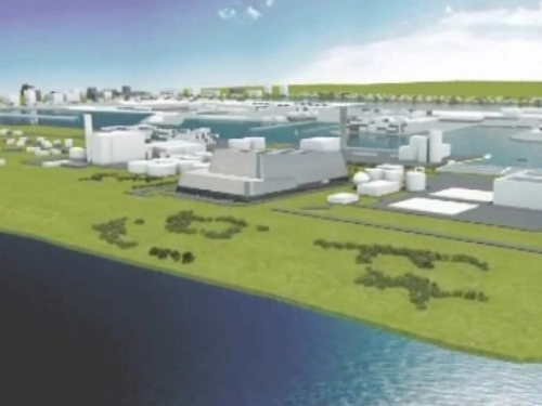 Poolbeg - Plans for incinerator