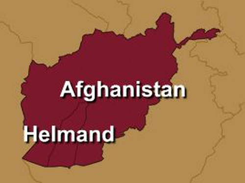 Helmand - Regular bombings