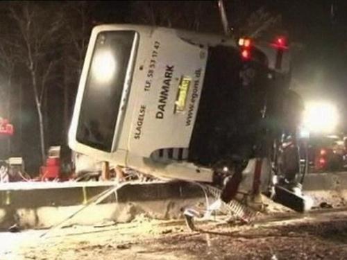 Dessau - Fatal crash