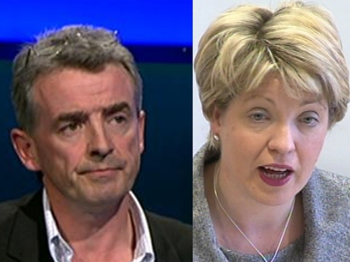 O'Leary & Coughlan - Possible discussions on aviation jobs