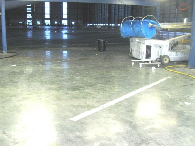 Hangar 6 - Ryanair claims facility is unused - (Pic: Ryanair)