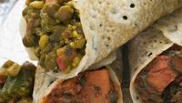 Dosa - Indian Crispy Pancake - A great alternative to traditional pancakes.