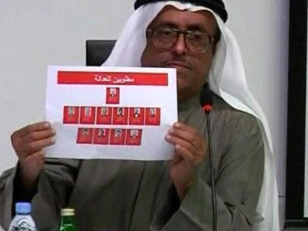 Dubai - 26 suspects identified