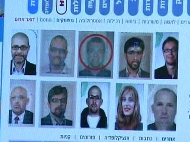Passports - Mossad suspected of assassination