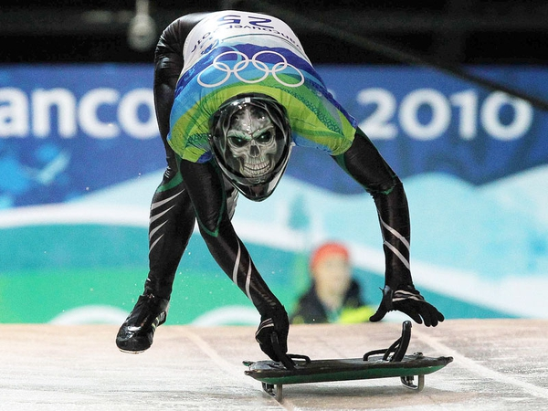 Ireland's Pat Shannon finished 25th in the men's skeleton
