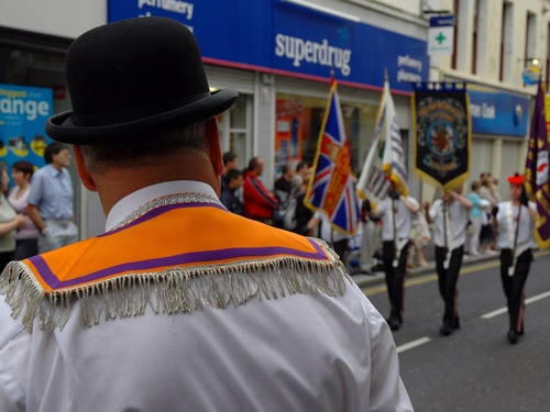 Orange Order - Court orders woman to be - re-instated