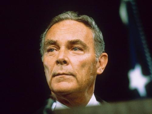 Alexander Haig - Served under three US presidents