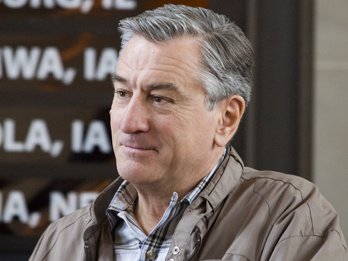 De Niro - Brings a certain charm and depth to this family drama