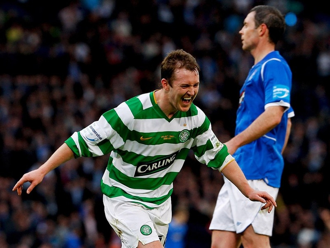 Aiden McGeady believes Celtic have underperformed