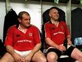 Clohessy and Byrne hail 100-cap Hayes
