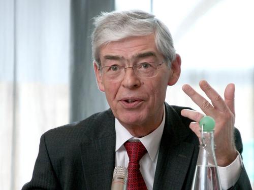 Alan Dukes - Further redundancies necessary at Anglo Irish