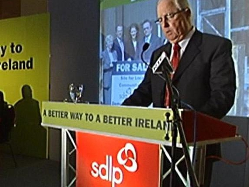 Eddie McGrady - To stand down at the next general election