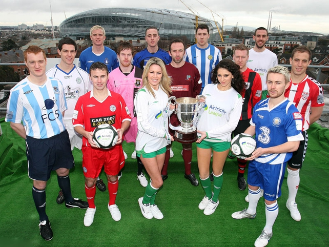 RTÉ will offer extensive coverage of the Airtricity League