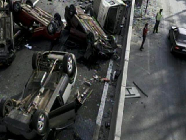 Chile - Death toll rises