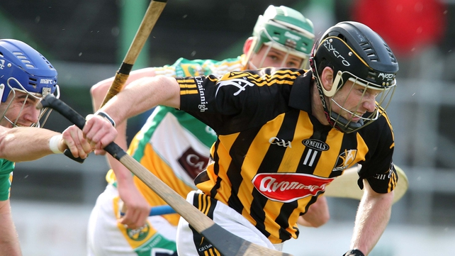 Michael Rice will miss Kilkenny's clash with Offaly and could face a long lay off