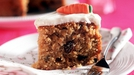 Carrot, Nori and Sugar Kelp Cake - A nutritious twist on your traditional carrot cake.