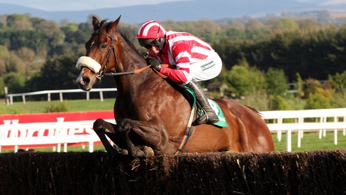 Forpadydeplasterer will see action twice in Ireland before the John Smith's Grand National