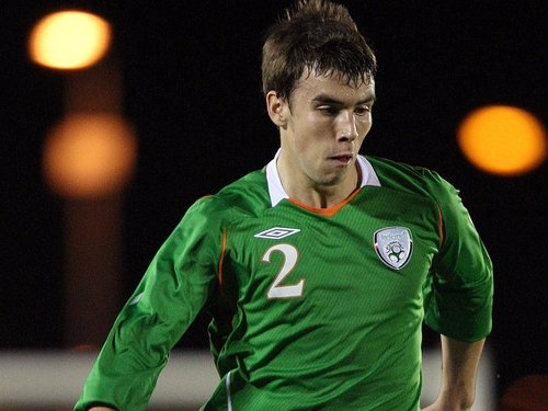 Former Sligo Rovers defender Seamus Coleman missed out on a call-up to the senior squad for the Brazil friendly