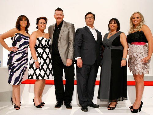 The five will reveal the results of all their hard work in a fashion show.