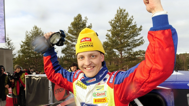 Mikko Hirvonen - 'Maybe it wasn't such a big fight but there will be more in future'